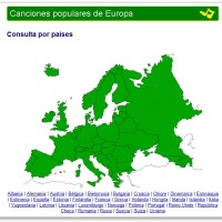 Canciones populares de Europa