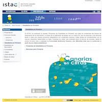 Web escolar: ISTAC