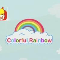 El color verde - Los colores del arco iris, para niños.