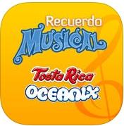 Oceanix: Recuerdo musical.