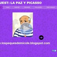 La paz y Picasso.