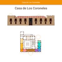 HTML5: Casa de los Coroneles