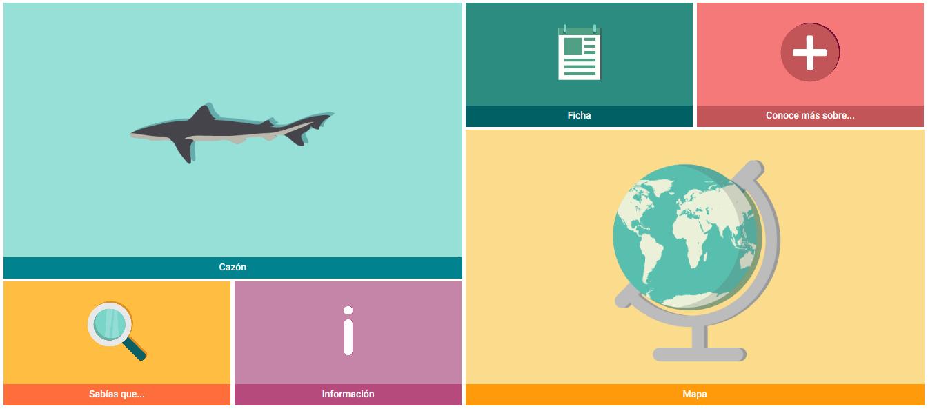 HTML5: Cazón » Recursos educativos digitales