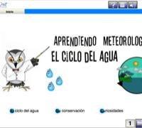 Aprendiendo Meteorología: El ciclo del agua.