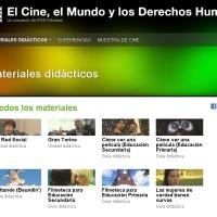El cine, el mundo y los derechos humanos. Filmoteca para ESO.