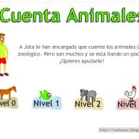 Cuenta animales
