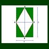 Los cuadriláteros: definición y clasificación. Cálculo de áreas y perímetros.
