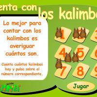 Cuenta con los Kalimbas