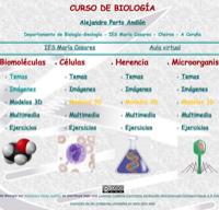 Curso de Biología para 2º de Bachillerato