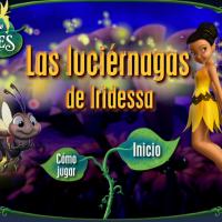 Juego: Las luciérnagas de Iridessa
