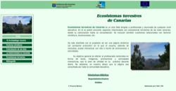 Ecosistemas Terrestres de Canarias
