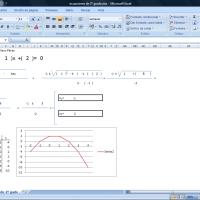 ecuaciones de segundo grado con hoja de cálculo