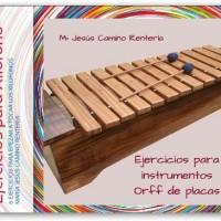 Ejercicios para instrumentos Orff de placas