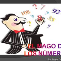 el mago de los números