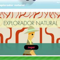 Explorador natural