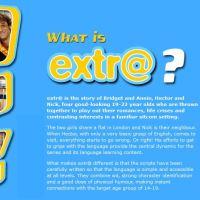 Extra English Series