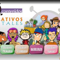 Contenidos digitales educativos