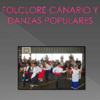 Folclore Canario y Danzas Populares