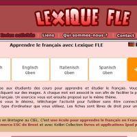 Lexique FLE