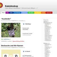 Kaleidoskop - Unser Alltag in Deutschland