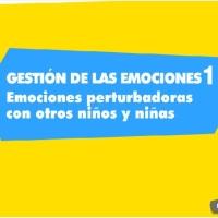 Gestión de las emociones: emociones perturbadoras con otros niños y niñas