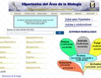 Hipertextos del Área de Biología.