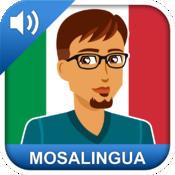Mosalingua. App para aprender italiano.