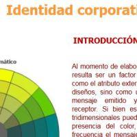 Identidad corporativa y color