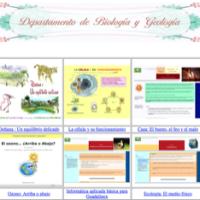 UNIDADES DE BIOLOGÍA de 2º de Bachillerato