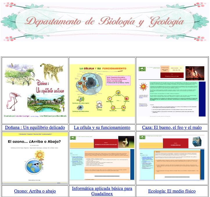 UNIDADES DE BIOLOGÍA de 2º de Bachillerato » Recursos educativos ...