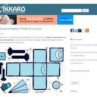 Ikkaro. Inventos y experimentos caseros
