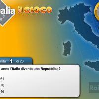 Il gioco di InItalia