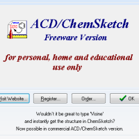 ACD/ChemSketch Freeware