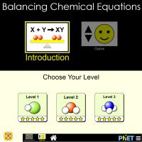 Balanceando ecuaciones químicas