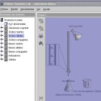 Virtual Chemistry Lab