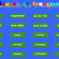 Jouons en français!