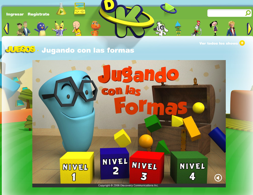 Discovery Kids Latin America Autores As Recursos Educativos