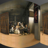 Las Meninas de Velázquez a 360ª