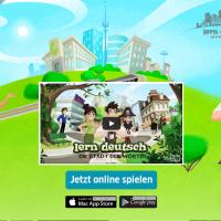 Lern Deutsch - Die Stadt der Wörter