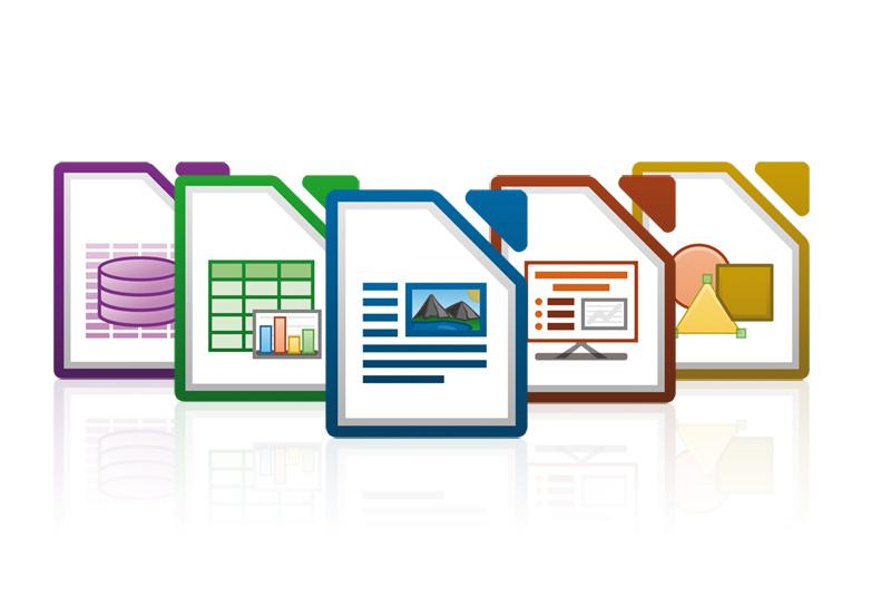 Libre Office » Recursos educativos digitales