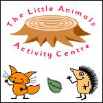 bbc the little animals activity centre