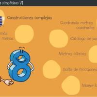 Matemáticas simpáticas VI
