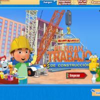 Juego: El gran trabajo de construcción