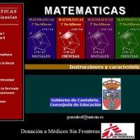 Matex: Matemáticas para bachillerato