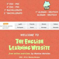The English Learning Website