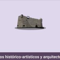 Acomola: Monumentos histórico-artísticos y arquitectura canaria
