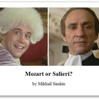 Quiz: Mozart or Salieri?