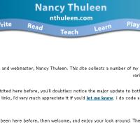 Nancy Thuleen - Materialien für den Unterrich