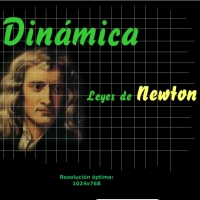 Dinámica. Leyes de Newton