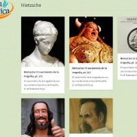 La fonda filosófica: Nietzsche